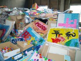 【社会】広島に送られる千羽鶴、税金1億円かけて焼却されていた…平和を願う象徴が皮肉なことにゴミを生み出しているという現実©2ch.net YouTube動画>9本 ->画像>64枚